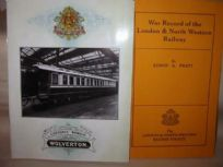 2 Books Issued by L&NWR Society